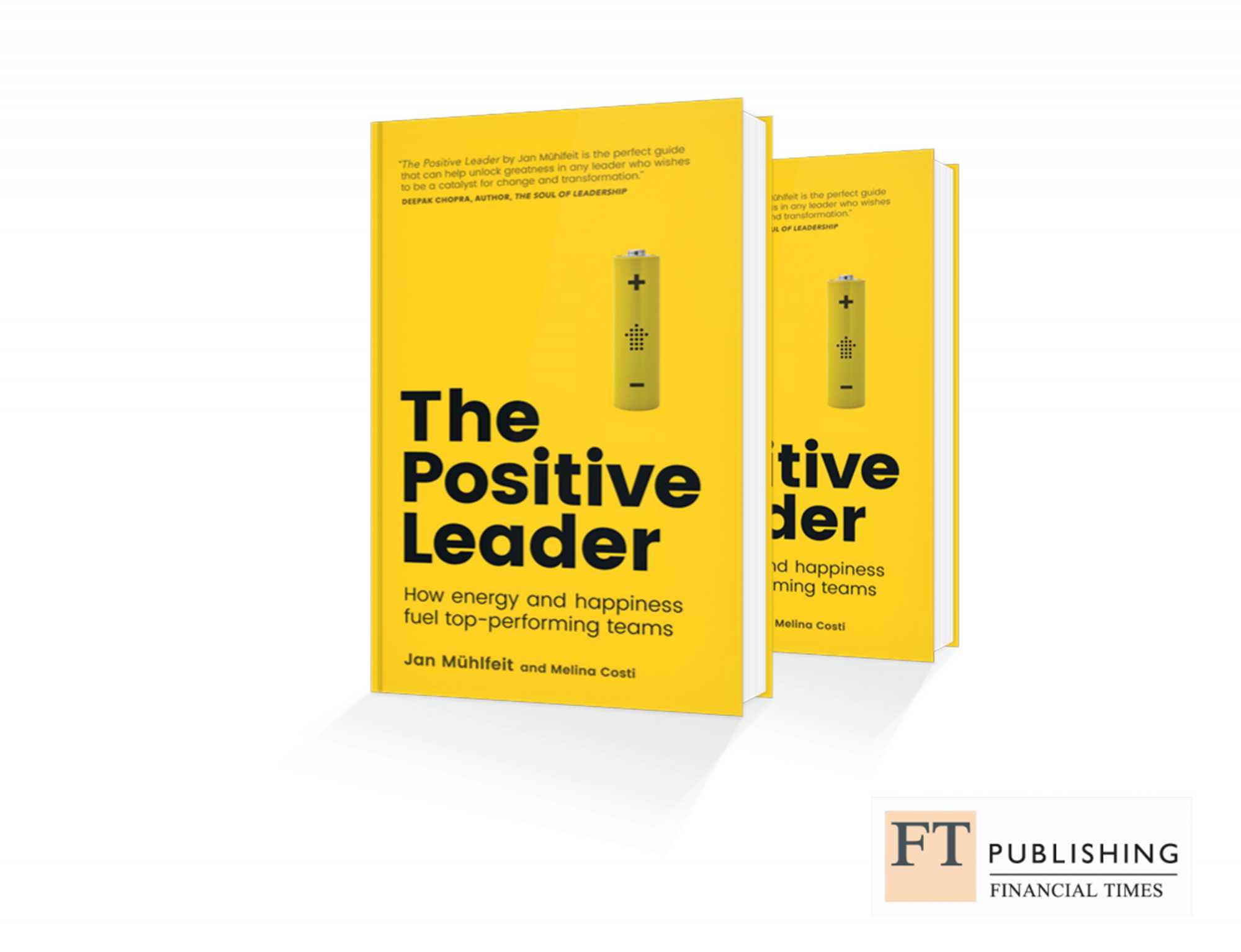 New book The Positive Leader